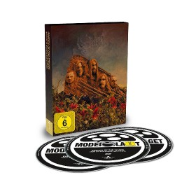 Opeth - Garden Of The Titans - DVD + 2CD DIGI SLIPCASE
