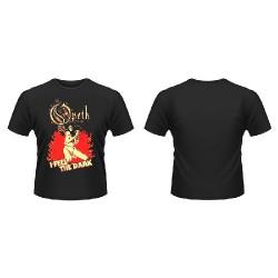Opeth - I Feel The Dark - T-shirt (Men)