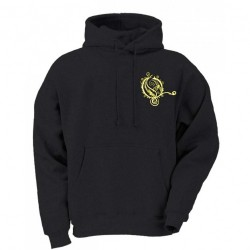 Opeth - Yellow Logo - Hooded Sweat Shirt (Men)