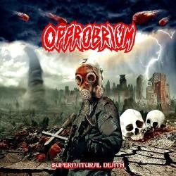 Opprobrium - Supernatural Death - CD DIGIPAK