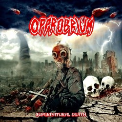 Opprobrium - Supernatural Death - DOUBLE LP Gatefold