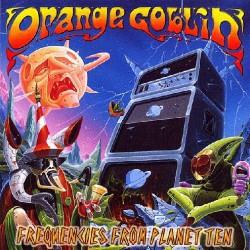 Orange Goblin - Frequencies From Planet Ten - CD
