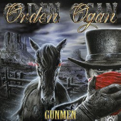 Orden Ogan - Gunmen - LP Gatefold Coloured