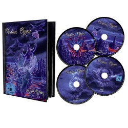 Orden Ogan - The Book Of Ogan - DOUBLE DVD + 2CD