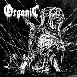 Organic - Carved In Flesh - LP