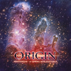 Origin - Abiogenesis – A Coming Into Existence - CD DIGIPAK