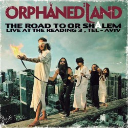 Orphaned Land - The Road To Or Shalem - Live At The Reading 3, Tel-Aviv - DOUBLE LP GATEFOLD COLOURED