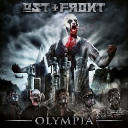 Ostfront - Olympia - CD SUPER JEWEL