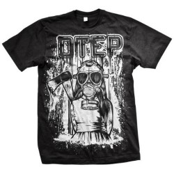 Otep - Little Girl Gas Mask - T-shirt (Men)