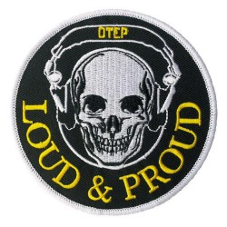 Otep - Loud & Proud - Patch