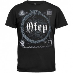 Otep - Ourobouros - T-shirt (Men)