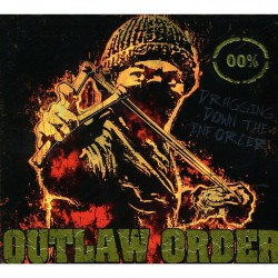 Outlaw Order - Dragging Down the Enforcer - CD METAL BOX
