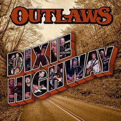 Outlaws - Dixie Highway - DOUBLE LP GATEFOLD COLOURED