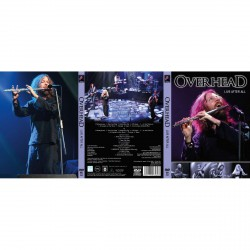 Overhead - Live After All LTD Edition - DVD + CD DIGIPAK