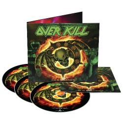 Overkill - Live In Overhausen - 2CD + BLU-RAY