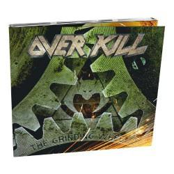 Overkill - The Grinding Wheel - CD DIGIPAK
