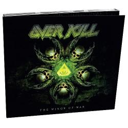 Overkill - The Wings Of War - CD DIGIPAK