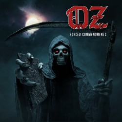 Oz - Forced Commandments - CD DIGIPAK