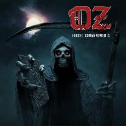 Oz - Forced Commandments - LP Gatefold Coloured