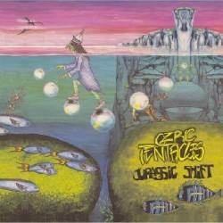 Ozric Tentacles - Jurassic Shift - DOUBLE LP Gatefold