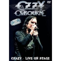 Ozzy Osbourne - Crazy - Live on Stage - DVD