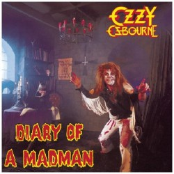 Ozzy Osbourne - Diary Of A Madman - LP