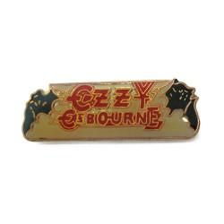 Ozzy Osbourne - Logo - METAL PIN