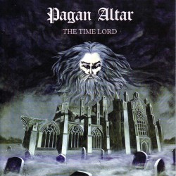 Pagan Altar - The Time Lord - LP Gatefold