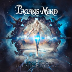 Pagan's Mind - Full Circle - Live At Center Stage - DOUBLE LP Gatefold