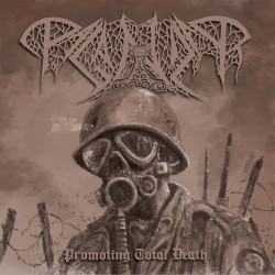 Paganizer - Promoting Total Death - CD