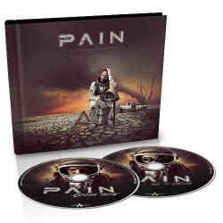 Pain - Coming Home - 2CD DIGIBOOK