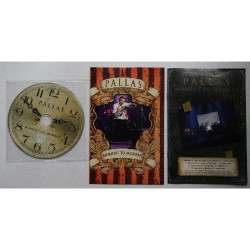 Pallas - Moment To Moment LTD Edition - DVD + CD DIGIPAK