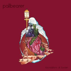 Pallbearer - Foundations Of Burden - DOUBLE LP GATEFOLD COLOURED