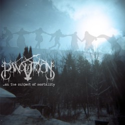 Panopticon - ...On The Subject Of Mortality - Mini LP coloured
