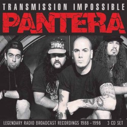 Pantera - Transmission Impossible - 3CD DIGIPAK
