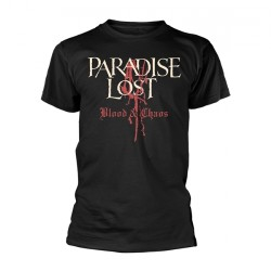 Paradise Lost - Blood And Chaos - T-shirt (Men)