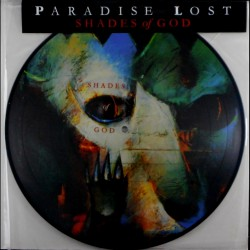 Paradise Lost - Shades of God - LP PICTURE