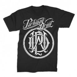 Parkway Drive - Logo Crest - T-shirt (Men)