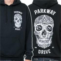Parkway Drive - Skull - Hooded Sweat Shirt (Men)