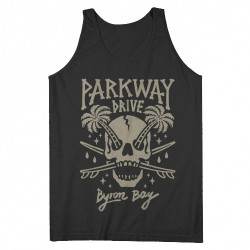 Parkway Drive - Skull Palms - T-shirt Tank Top (Men)