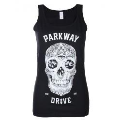 Parkway Drive - Skull - T-shirt Tank Top (Women)