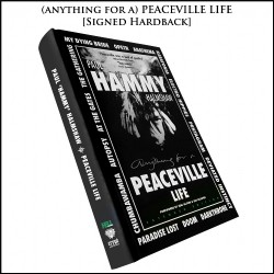Paul Hammy Halmshaw - Peaceville Life - BOOK
