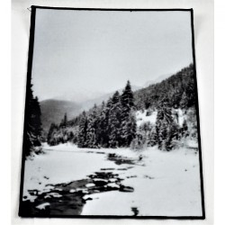 Paysage d'Hiver - Kristall & Isa - BACKPATCH