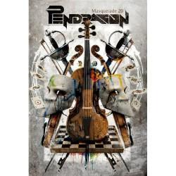 Pendragon - Masquerade 20 - DVD