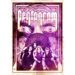 Pentagram - All Your Sins - 2DVD DIGIPAK