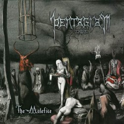 Pentagram Chile - The Malefice LTD Edition - 2CD DIGIPAK