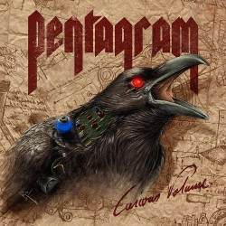 Pentagram - Curious Volume - LP