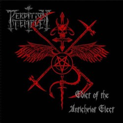 Perdition Temple - Edict Of The Antichrist Elect - CD