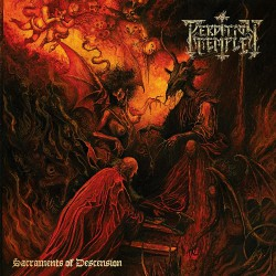 Perdition Temple - Sacraments Of Descension - CD