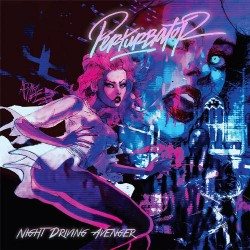 Perturbator - Night Driving Avenger - CD EP DIGIPAK